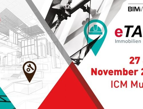 27. – 28. November 2018 |  BIM World 2018 | München