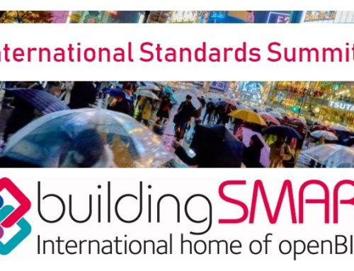 16.-19. Oktober 2018 | buildingSMART International Standards Summit | Tokio (Japan)
