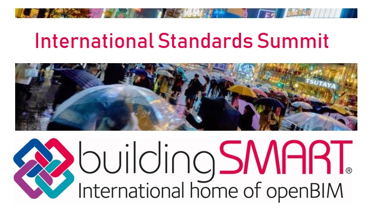 Bericht über den buildingSMART International Standards Summit in Tokio (Japan)
