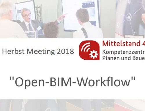 08. November 2018 |  BIM Herbst Meeting 2018 |  Oldenburg