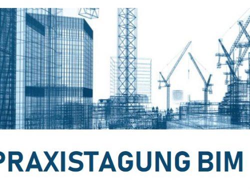 06. Dezember 2018 |  Praxistagung Building Information Modeling | München