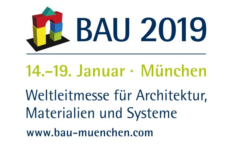 14.-19. Januar 2019 | BAU 2019 | München