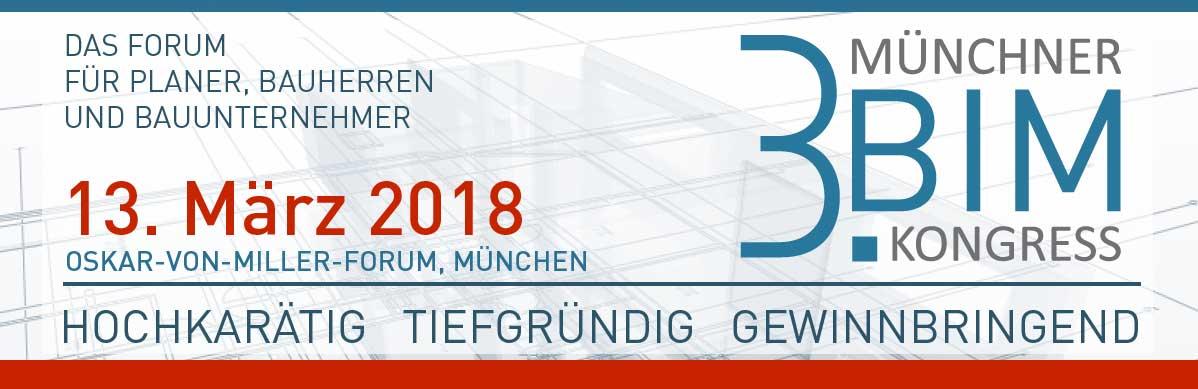 3.Münchener BIM Kongress