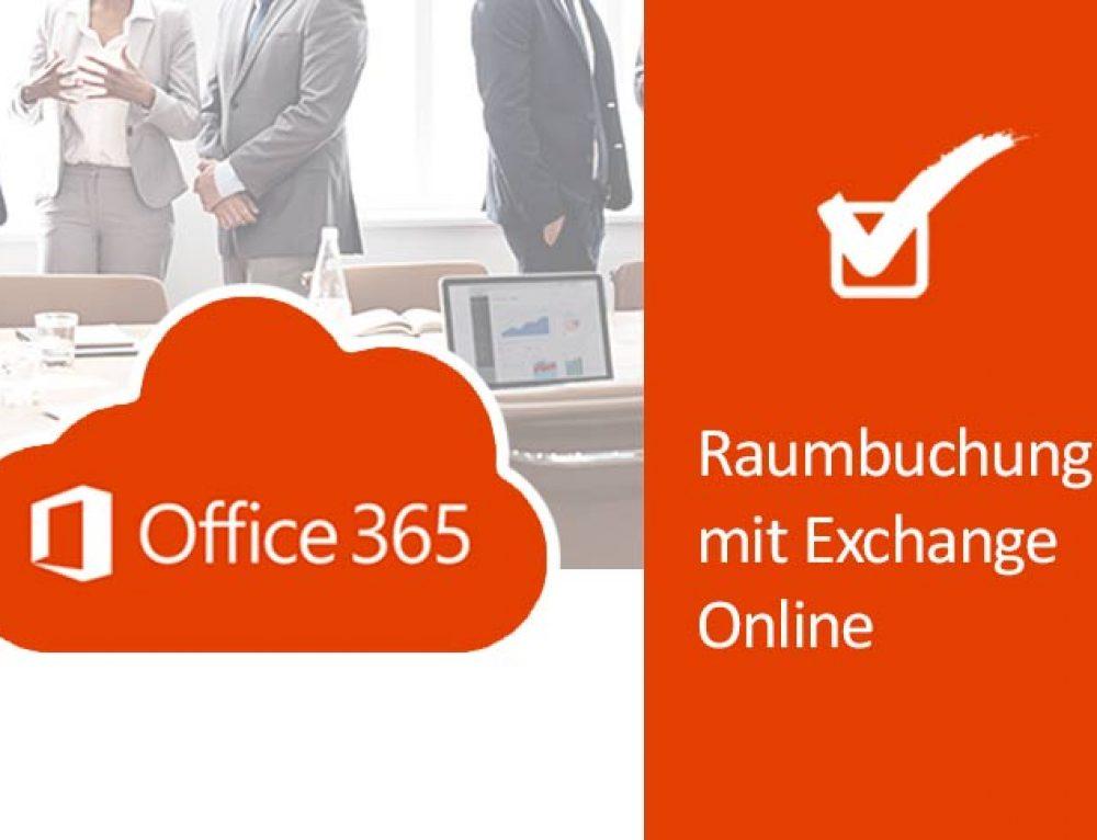 eTASK unterstützt Raumbuchung in Office365