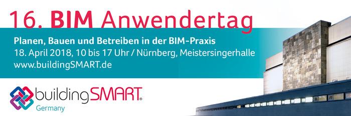 16. BIM Anwendertag von buildingSMART