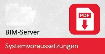 Systemvoraussetzungen eTASK BIM-Server