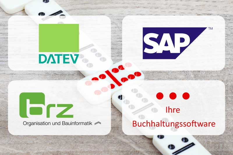 Property Management Anbindung an DATEV, SAP, BRZ mit etASK Vermietung