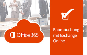 Raumbuchung Office365 und Exchange Online