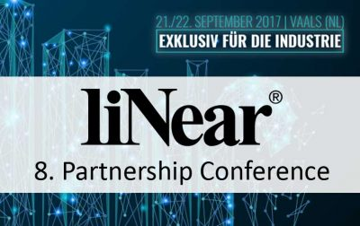 8. liNear partnership conference 2017