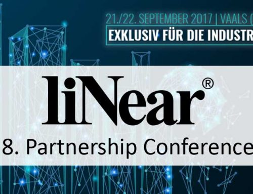 21. – 22. September 2017 | liNear Partnership Conference | Vaals (NL)