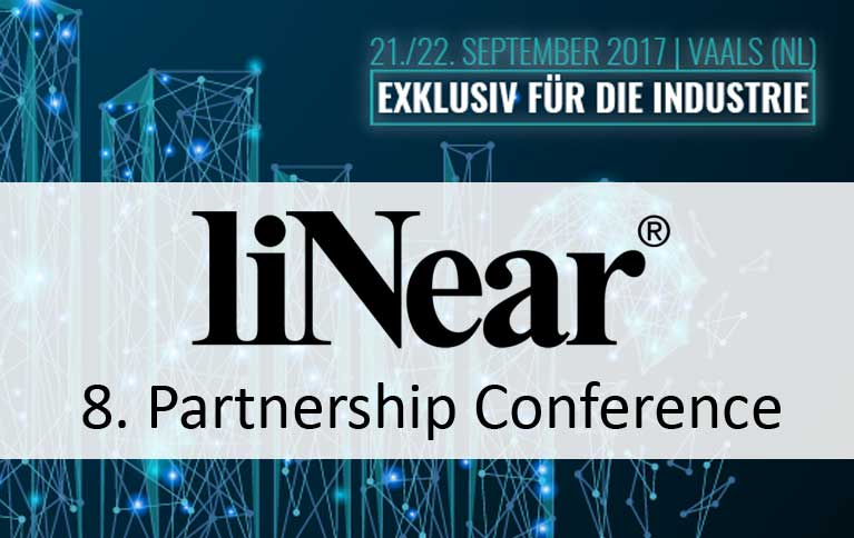 21. - 22. September 2017 | liNear Partnership Conference | Vaals (NL)