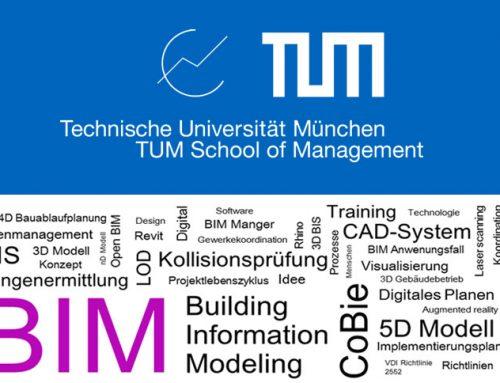 2. Dezember 2017   TUM – Building Information Modeling (BIM) Professional   München