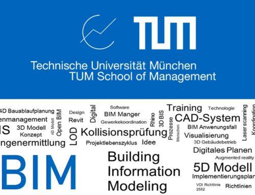 November bis Januar | TUM – Building Information Modeling (BIM) Professional | München