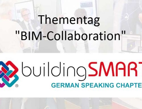 "21. September 2017 | buildingSMART-Thementag ""BIM-Collaboration"" 