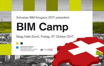 Schweizer BIM-Kongress 2017 mit eTASK